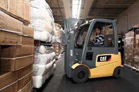 electric sit down forklifts from wisconsin lift truck