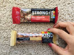 Almond U0026 Coconut Bars Coconut Snack Bars Kind Snacks by Nutrition Happens Travels Favorite Travel Snacks Lately
