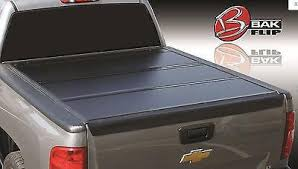 Folding Bed Cover 2015 Chevrolet Silverado 1500 2500 3500 Hd F1 Bakflip