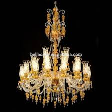 Coloured Chandelier by Colored Glass Chandeliers Colored Glass Chandeliers Suppliers And