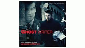 Ghostwriter Movie Cd Review The Ghost Writer U2013 Original Soundtrack Film Music