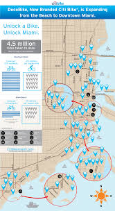 Map Of Miami Airport by Bike Share Program Expands To City Of Miami Nbc 6 South Florida