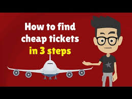 how to find the cheapest flights in 3 steps cheap airfare