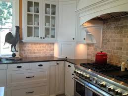 kitchen backsplash off white cabinets houzz ideas black
