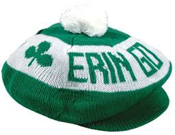 amazon com st patricks day erin go bragh braugh irish tam hat
