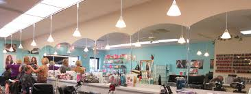 reyna hair and nails salon home page