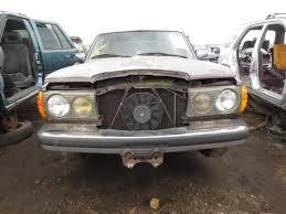 lexus ls400 junkyard junkyard find 1978 mercedes benz 300d the truth about cars
