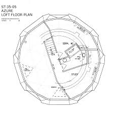 Geodesic Dome Home Floor Plans by Azure 1 210 Sq Ft Omega Dome Inc