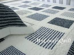navy blue quilt twin xl navy and white duvet cover full king blue