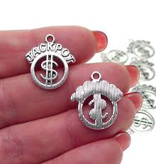 wholesale jackpot charms luck charms silver enchantments
