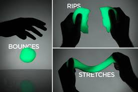 How To Get Silly Putty Out Of Carpet Glow In The Dark Thinking Putty By Crazy Aaron