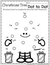 christmas theme for preschool christmas worksheets preschool