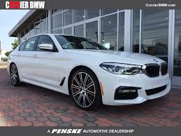 car bmw 2017 new bmw 5 series at crevier bmw serving orange county irvine