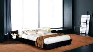 Platform Bed With Attached Side Tables Queen Danish Modern Teak
