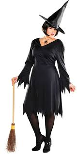 Witch Costume Halloween Classic Witch Costume Size Party U0027s