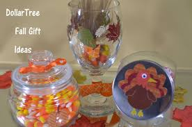 dollartree fall gift decor ideas youtube