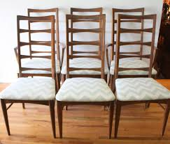 Midcentury Dining Chair Mid Century Modern Dining Chairs U2013 Sets Of 6 Picked Vintage