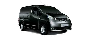 nissan cargo van black nv200 van nissan south africa