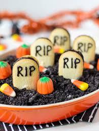 Cool Easy Dinner Ideas 50 Homemade Halloween Treats Easy Halloween Dessert Recipes