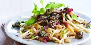 comment cuisiner les pousses de soja pouces pieds aux pousses de soja et aux algues facile recette sur