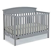 Grey Convertible Cribs Convertible Cribs 4 In 1 Convertible Baby Cribs Buybuy Baby