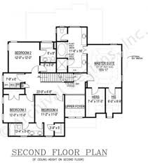 smythson place traditional floor plan classical house plan