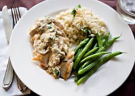 sauce boursin cuisine chicken with boursin sauce baked