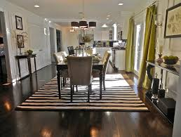 table dining room rugs amazing area rug under dining table best