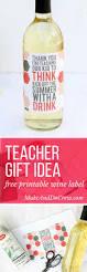thank you teacher free printable free printable teacher and