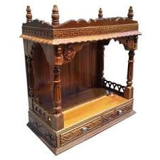 pooja mandirs for home u2013 shop wooden temple online in india