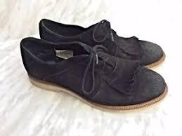 ugg womens oxford shoes ugg womens shoes black bernett kiltie lace up oxfords sz 7 5