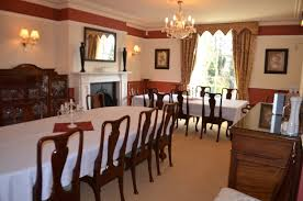 Western Dining Room Reception Rooms Western House Devon