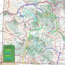 Map Of Durango Colorado by Bosque Bill U0027s Backroads October 2014