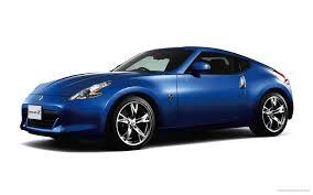 nissan fairlady 370z nissan fairlady z blue wallpaper hd car wallpapers