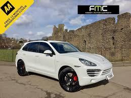 Porsche Cayenne White - used white porsche cayenne for sale swansea