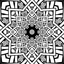 mandala mandala free printable coloring sheets