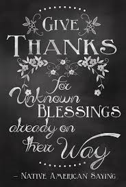 Blessed Thanksgiving Thank You All For Being A Blessing To Me Welcome To My Circus