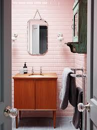 Vintage Bathroom Tile Ideas Reasons To Love Retro Pink Tiled Bathrooms Hgtv U0027s Decorating