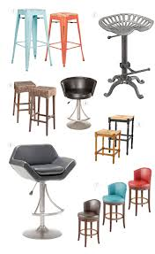 What Is The Height Of A Kitchen Island by How To Choose The Right Bar Stool Height Improvements Blog