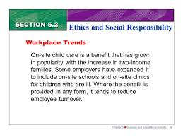 The Social Clinic Trend Part - section 5 2 ethics and social responsibility ppt video online download