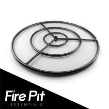 Gas Fire Pit Ring by Fire Pit Essentials Steel Gas Fire Ring Walmart Com