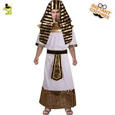 Cleopatra Halloween Costumes Adults Aliexpress Buy Men Egyptian Pharaoh Costume Male