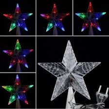 outdoor lighted tree topper rainforest islands ferry