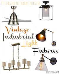 10 affordable modern farmhouse light fixtures a style round up