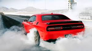 dodge challenger hellcat two killed during dodge challenger hellcat test drive on airport