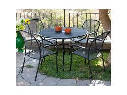 Sunvilla Bistro Chair Sunvilla Monaco Stacking Dining Arm Chair Black