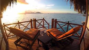 overwater bungalows around the globe put your cares and woes at