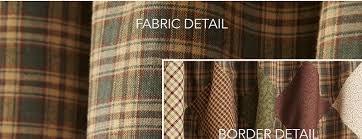 Prairie Curtains Barrington Prairie Curtain By Nancy U0027s Nook For Victorian Heart