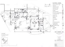 electric house wiring diagram with elrctrical plan software png
