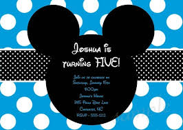 mouse dot to dot printable blue and white polka dots mickey mouse invitations printable or